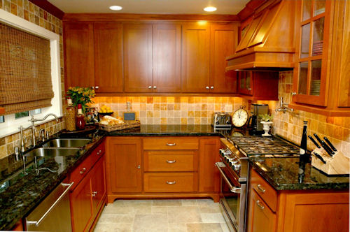Beautiful Spanish Kitchen Design